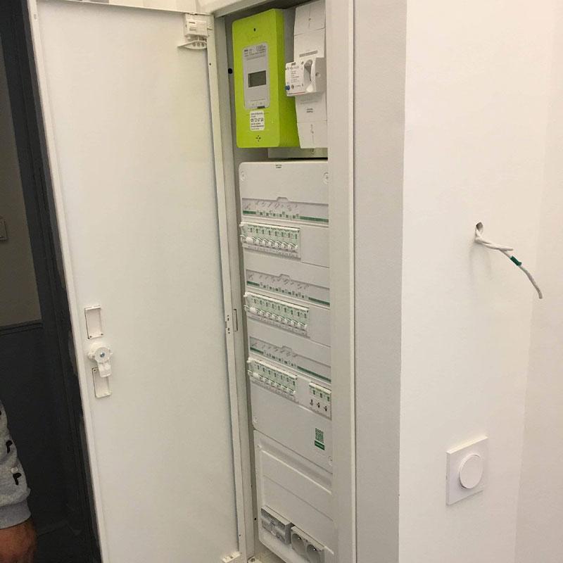 Remise aux normes tableaux électriques